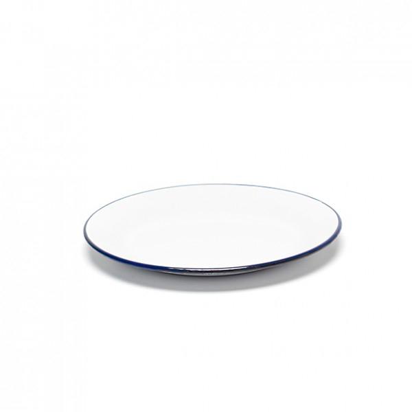 plato-llano-blanco-acero-esmaltado-28-cm