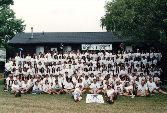Camp Robin Hood, 1993