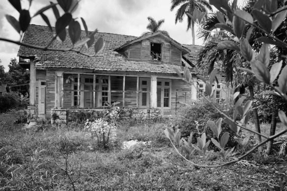 Derelict house in Hershey