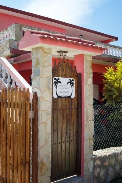 Guest house in Santa Cruz