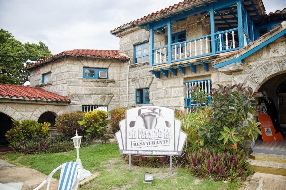 La Casa De Al restaurant, Varadero
