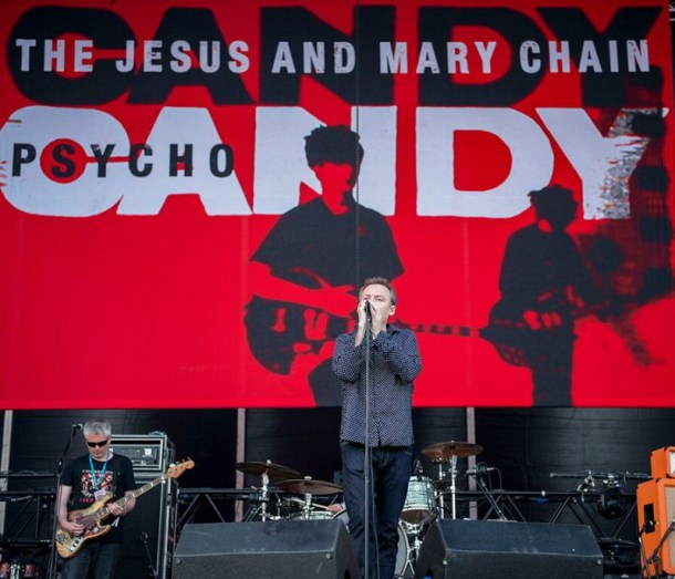The Jesus & Mary Chain (foto: MusicSnapper)