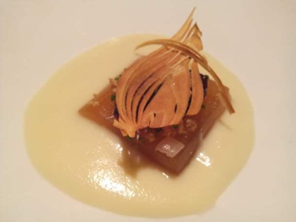 Cebolla morada de Zalla