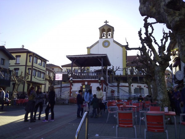 la arboleda plaza