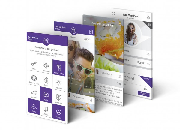 doowi app interfaz