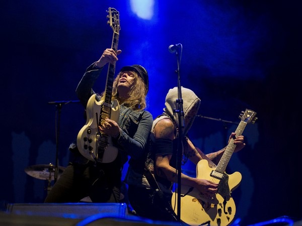 The Hellacopters (Foto: MusicSnapper©)