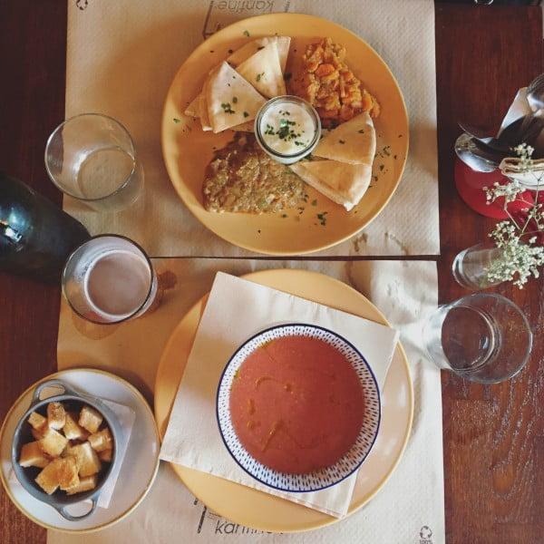 kantine bilbao, baobab, ripa, restaurante