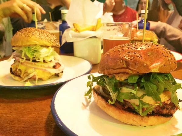 tipula burger, habibi, arima, mejor hamburguesa bilbao