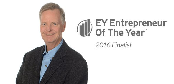 Congratulations Bob! Manufacturing Finalist in EY Entrepreneur of the Year 2016 Award