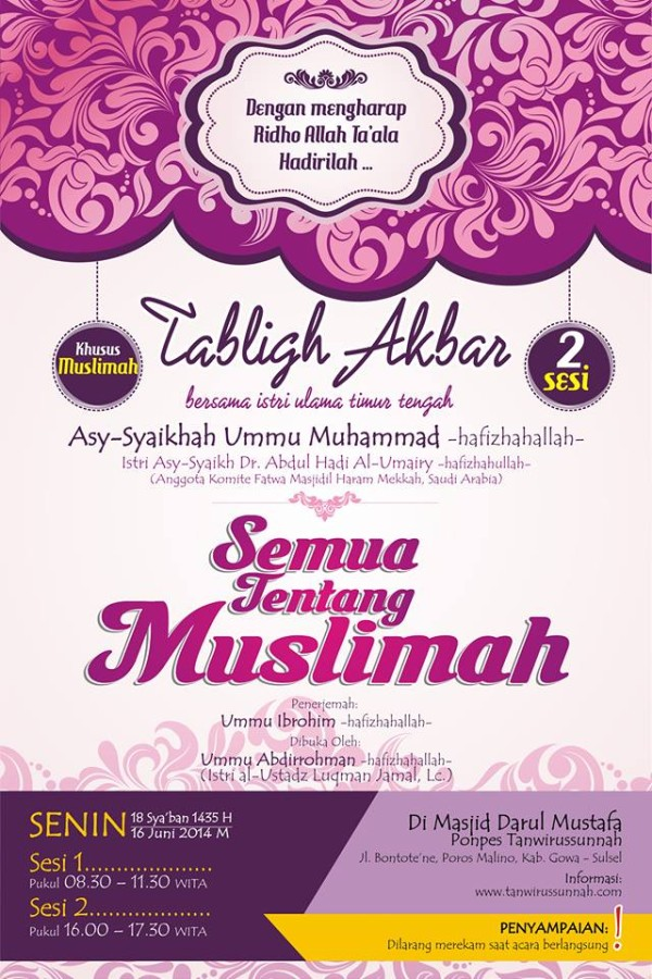 tabligh-akbar-syaikhah-semua-tentang-muslimah