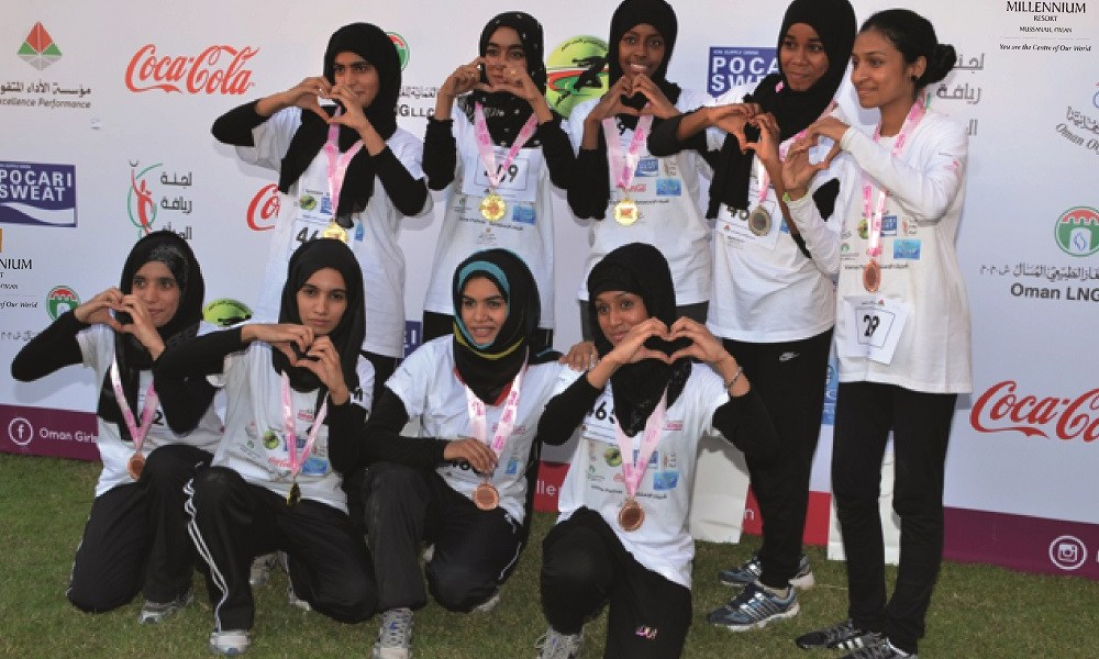 MRM - Oman Girls Cross Country Champioship (2)