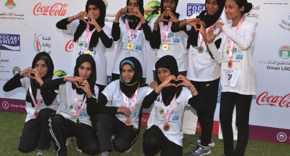 MRM - Oman Girls Cross Country Champioship (2)