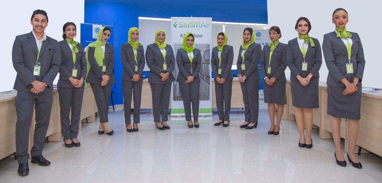 SalamAir - New Cabin Crew Recruits