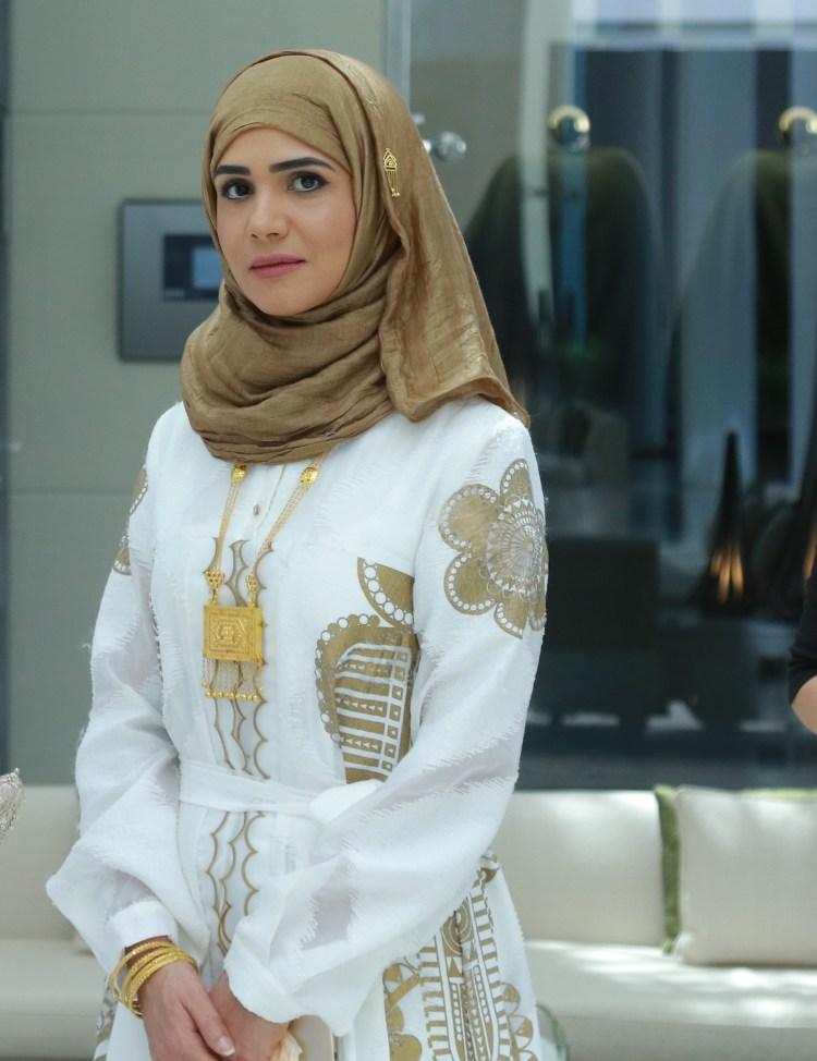 Fahima Al Adawi_Event Designer_Kempinski Hotel Muscat