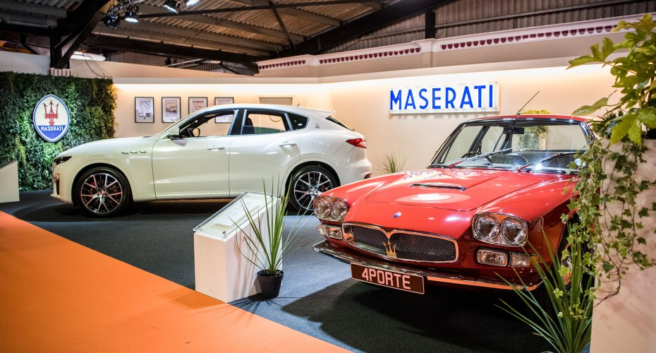 Maserati at Goodwood Revival - Earl's Court Motor Show_1
