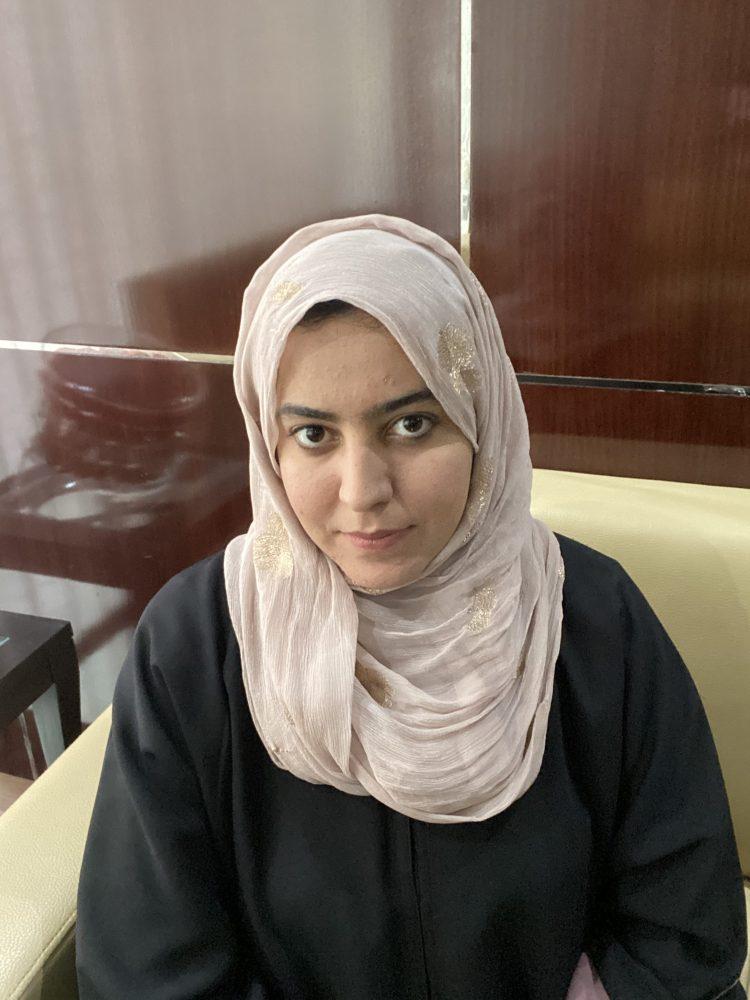 Maryam Al Hinai