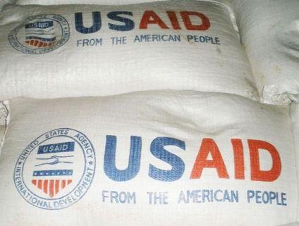 USAID bags