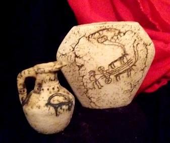 глина, керамика, шамот, петроглифы, орнамент, сувенир, благородная старина, археологические находки