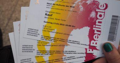 Berlin Film Festival 2016