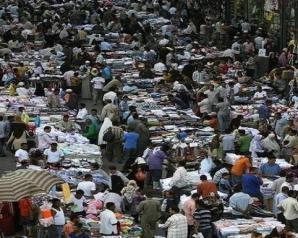 الإحصاء: عدد سكان مصر سيصل 92 مليون غدًا