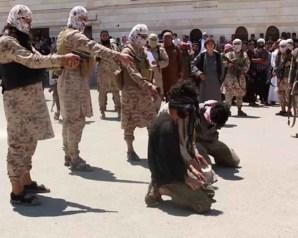 داعش تقتل مدنيين في الموصل لعدم تعاونهم معها