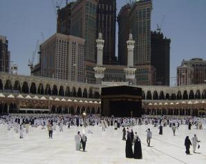 المسافات الحقيقية الفاصلة بين ساحة الحرم وأهم فنادق مكة
