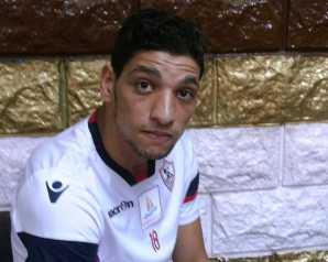 سبب غياب محمد مسعد عن مواجهة الزمالك والعهد اللبناني