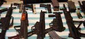 ضبط 22 قطعة سلاح نارى خلال حملات تستهدف أطراف الخصومات بقنا