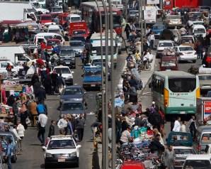 حملات مرورية مكبرة بمحاور القاهرة والجيزة لرصد المخالفات