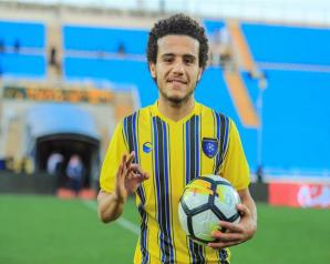 مصطفى فتحى خارج حسابات التعاون السعودى لنهاية الموسم