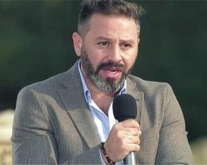 """حازم إمام يقدم برنامج """"مع الثعلب"""" يوميا على راديو drn في رمضان"""