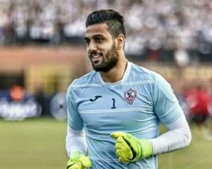 أحمد الشناوى بعد الإصابة: الحمد لله وأتمنى التوفيق لمصر بالمونديال