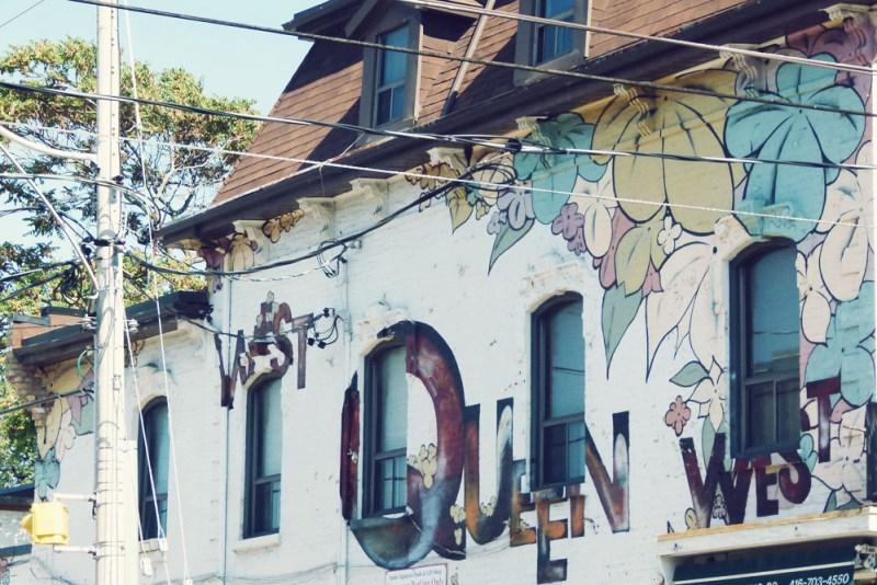 West Queen West Toronto