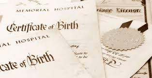 Birth Certificates Are Now Available to the Public