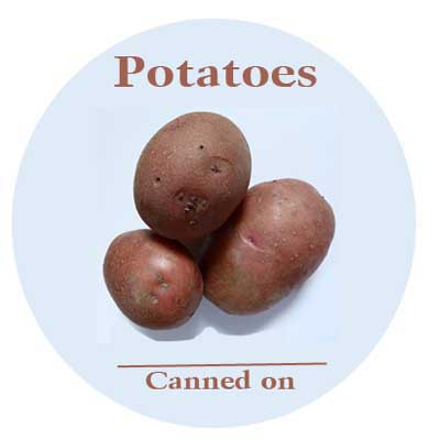 L365 Potatoes