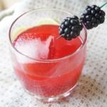 Blackberry Lime Mezcal
