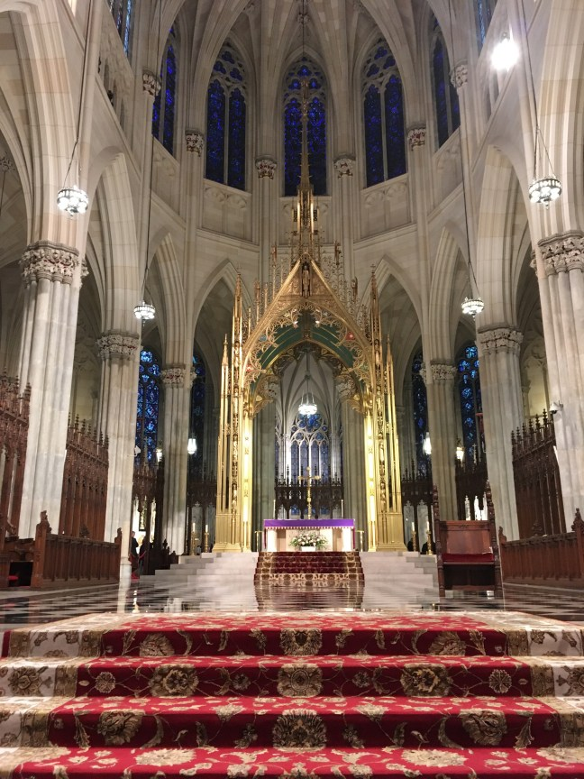 St. Patrick's Altar