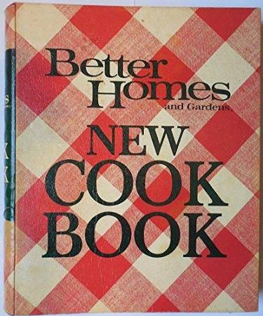 BHG red and white cookbook