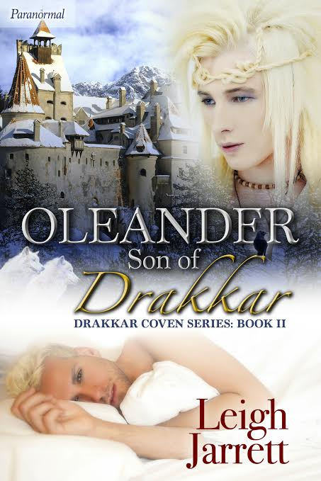 oleander book cover