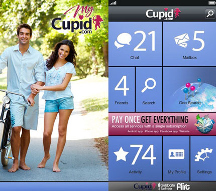 Cupid dating nz