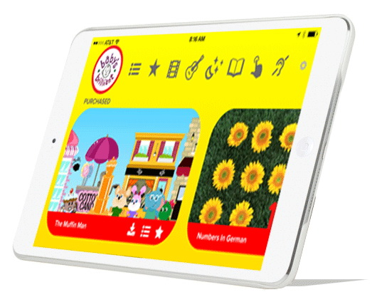 babys brilliant app