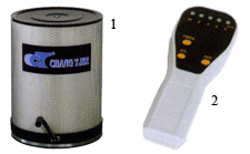 2 HP Dust Collector (UB-101)