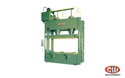CP-500A – Cold Press 500 Tons