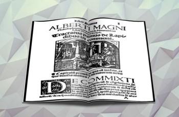O Libellus de Alchimia ou Opúsculo sobre Alquimia, de Albertus