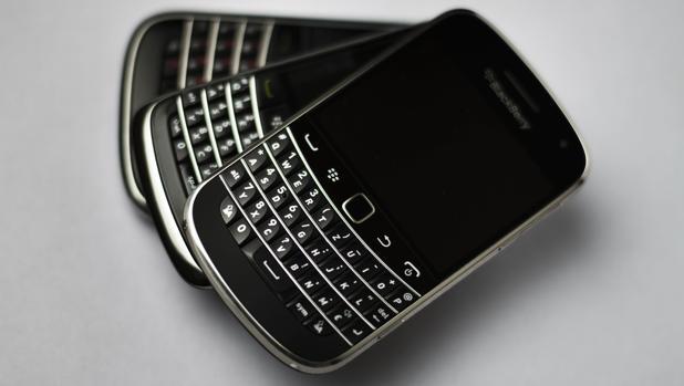 Blackberry se apresta a dejar la producción de sus teléfonos