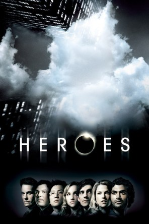Heroes NBC TV show cast image