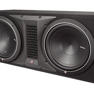 "ROCKFORD FOSGATE - P1-2X12 Dual P1 12"" Loaded Enclosure Oakville"