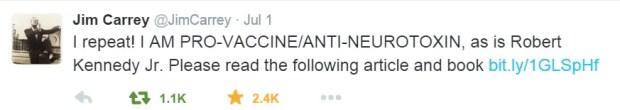 robert kennedy vaccine