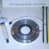 Ski doo Pto bearing buddy with injector