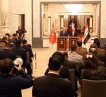العبادي يؤكد حرص العراق على إقامة علاقات طيبة مع تركيا